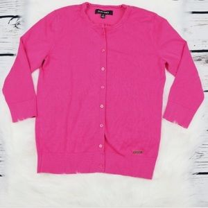 New adorable pink Ellen Tracy sweater 💞